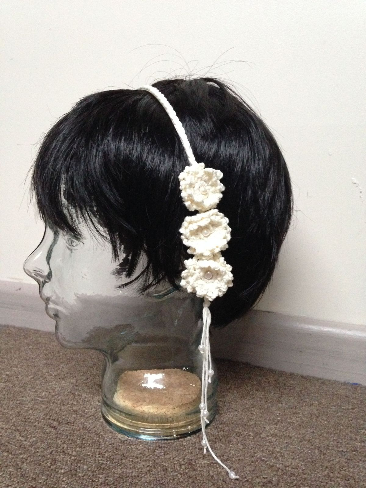 wedding headdress